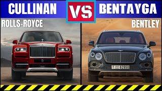 Download 2018 ROLLS-ROYCE CULLINAN VS 2018 BENTLEY BENTAYGA MOST LUXURIOUS SUVS IN THE WORLD Video