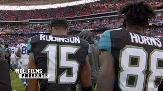 Download The Allens: How Robinson & Hurns became the Jags' Dynamic Duo | NFL Films Presents Video