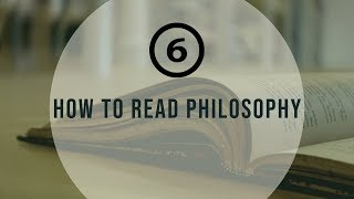 Download How to Read Philosophy in 6 Steps Video