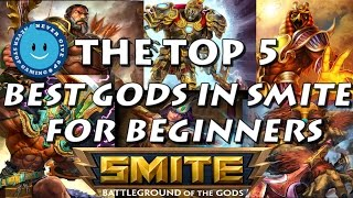 Download The Top 5 Best Gods In SMITE For Beginners (1080p HD) Video