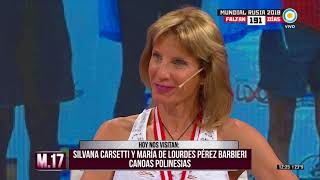Download Silvana Carsetti en Maratón 2017 Video