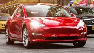 Download The Tesla Model 3 | Top Gear Video