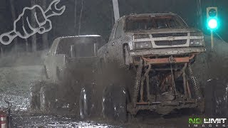 Download FLOODED MUD TRUCK TUG OF WAR Video