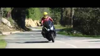 Download KYMCO AK550 2017 Video