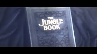 Download Walt Disney's The Jungle Book 1997 30th Anniversary THX Fully Restored VHS Opening Video