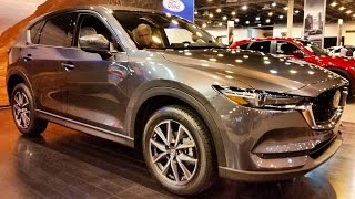 Download 2017 Mazda CX-5 (Touring/ Grand Touring) First-Person Brief Review Video