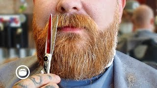 Download Working Magic on a First Time Beard Video