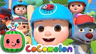 Download Take Me Out to the Ball Game | CoCoMelon Nursery Rhymes & Kids Songs Video