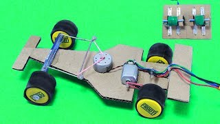 Download How to make Amazing F1 Racing Car - Out of Cardboard DIY Video