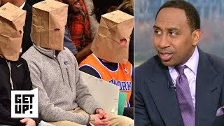 Download Knicks fans' Christmas wish is for James Dolan to sell team – Stephen A. | Get Up! Video