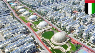 Download Sustainable City in Dubai: UAE building city that may one day have driverless vehicles - TomoNews Video