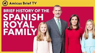 Download Brief History of the Spanish Royal Family Video