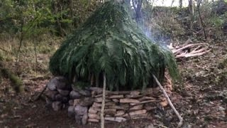 Download Thatched round hut Video