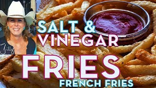 Download Salt and Vinegar Fries ~ French Fries Recipe Made with Salt and Vinegar Video