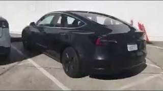 Download Up Close with Tesla Model 3 Production s/n 3 Video