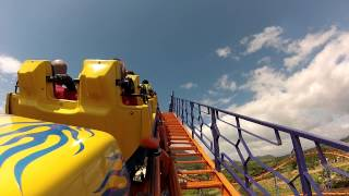 Download Montanha-Russa ″Star Mountain″ - 2º volta - Beto Carrero World - 21/03/2013 Video