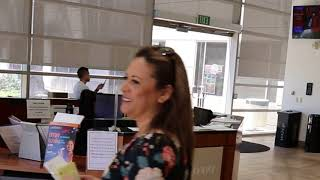 Download SANTA ANA CITY HALL GUARD CALLS FOR BACKUP, BACKUP IS A SUPPORTER Video