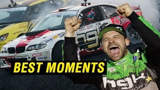 Download BEST FORMULA DRIFT MOMENTS - KRISTAPS BLUSS (HGK RACING TEAM) Video