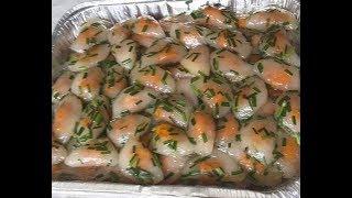 Download Bánh bột lọc trần - New York / Shrimp tapioca cake Video
