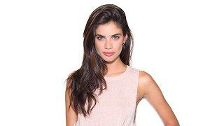 Download Sara Sampaio Reveals Beauty Regimen, Favorite Food Video