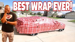 Download Wrapping My Dodge Charger FAIL Video