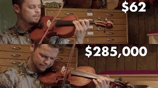 Download Can You Hear the Difference Between a Cheap and Expensive Violin? Video