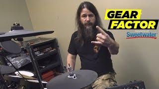 Download Slayer's Paul Bostaph Plays His Favorite Drum Parts Video