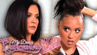 Download Doing Your Own Quince Hair | My Dream Quinceañera - Honey EP 5 Video