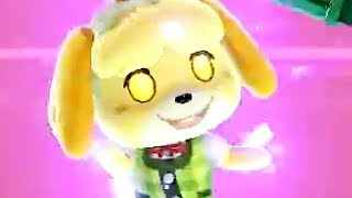 Download Super Smash Bros Ultimate Isabelle Final Smash & Trailer   Smash Bros Switch New Character All HD Video