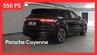 Download Porsche Cayenne Turbo 2018 Video