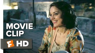 Download Allied Movie CLIP - On the Roof (2016) - Marion Cotillard Movie Video