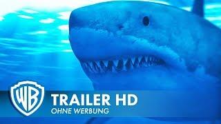 Download DEEP BLUE SEA 2 - Trailer #1 Deutsch HD German (2018) Video