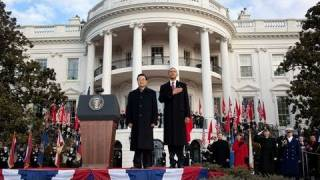 Download China State Visit Arrival Ceremony Video
