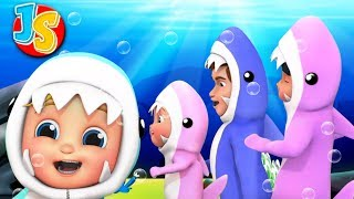 Download Baby Shark Doo Doo Doo | Kids Songs & Nursery Rhymes | Cartoon Videos Video
