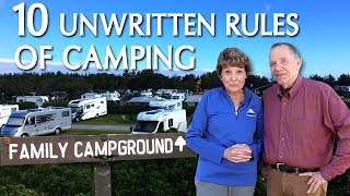 Download 10 Unwritten Rules For Camping RV Tips and Campsite Etiquette Video