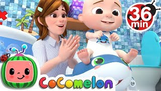Download The Potty Song + More Nursery Rhymes & Kids Songs - CoCoMelon Video