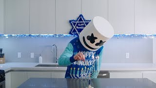 Download The Ultimate Potato Latkes Recipe (Hanukkah Edition) | Cooking with Marshmello Video