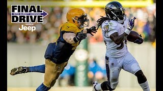 Download Final Drive: Alex Collins Is One of the NFL's Best Stories Video