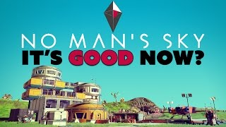 Download No Man's Sky MAJOR UPDATE: It's GOOD Now!? - The Know Game News Video