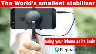Download Compact camera steadicam - iPhone video stabilizer Video