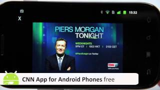 Download CNN App for Android Phones review Video