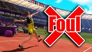 Download Olympics but almost every attempt is a foul (London 2012) Video