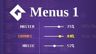 Download Organising Data | Menus: GMS2 [P1] Video