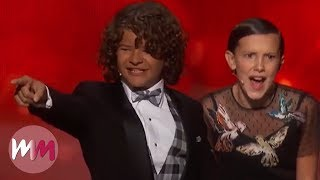 Download Top 10 Adorable & Funny Stranger Things Cast Moments Video