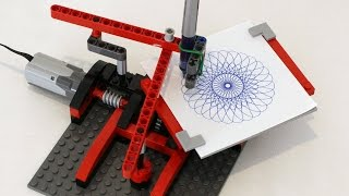 Download LEGO Drawing Machine (Spirograph) Video
