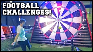Download AMAZING FOOTBALL CHALLENGES WITH MY BRO! Video