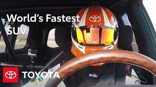 "Download Toyota Land Speed Cruiser: ""World's Fastest SUV"" | Toyota Video"