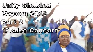 Download Unity Shabbat Kwoom 5-25-19 Afternoon | 20 Ziw, 5780 | ″Concert of Praise″ Video