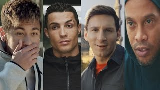 Download Cristiano Ronaldo●Lionel Messi●Neymar Jr●Ronaldinho●Pogba ● Best Commercial Compilation Video