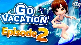 Download Go Vacation Gameplay Walkthrough - Episode 2 - Marine Resort! (Nintendo Switch) Video